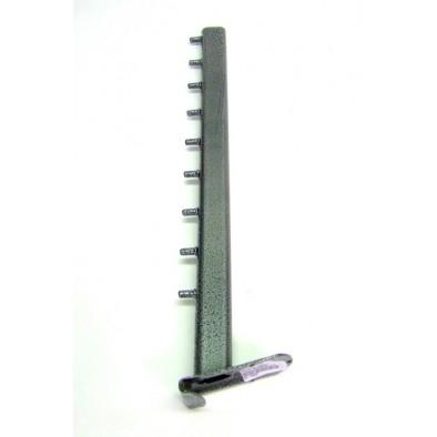 Chobot mramorový vzor 44 cm