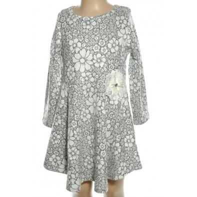 Detské šaty - kvet, 15-374