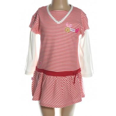 Detské šaty- Námornícke