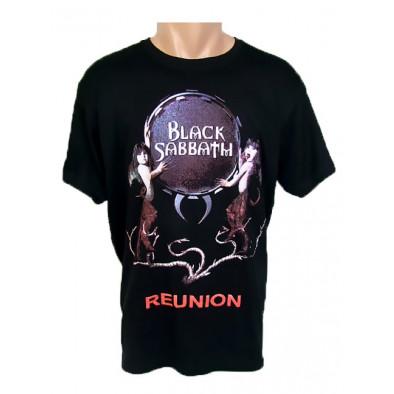 Tričko Black Sabbath - Reunion, obojstranné