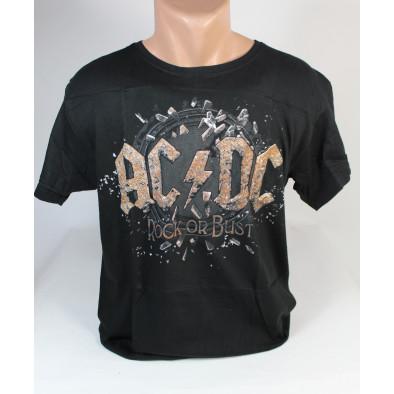 Tričko ACDC - Rock Or Bust Album