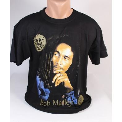 Tričko Bob Marley / METAL/