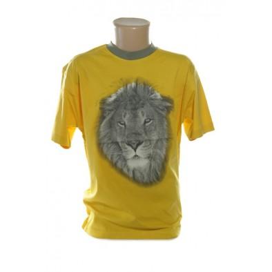 Detské tričko s tigrom lev kratky rukav