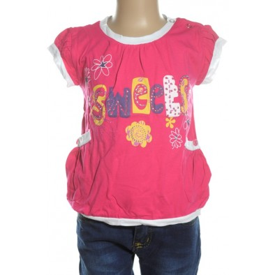 Detské tričko - sweety kratky rukav
