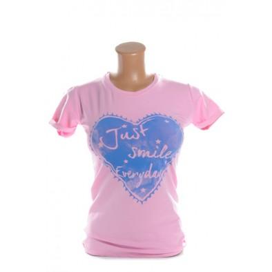 Detské tričko - srdce kratky rukav
