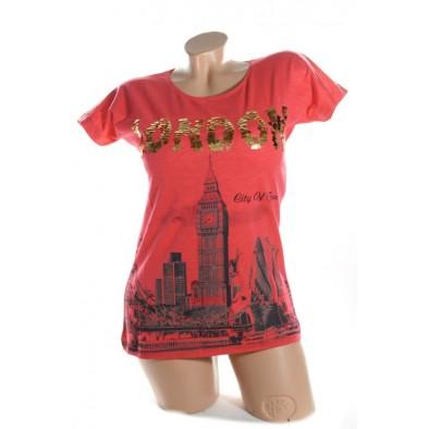 Detské tričko - London kratky rukav