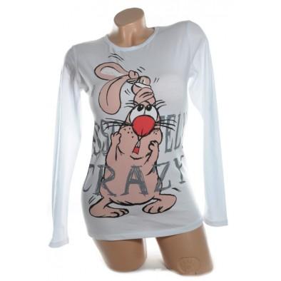 Detské tričko - zajačik, 2-3540