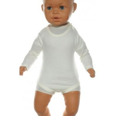 Detské, kojenecké body dlhý rukáv