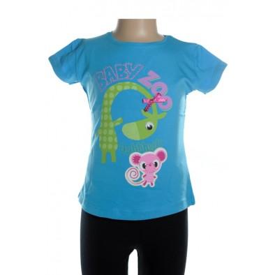Detské tričko - BABY ZOO kratky rukav