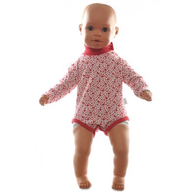 Detské tričko - polorolák