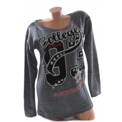 Dámsky pulover - College