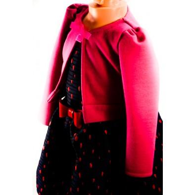 Dievčenské bolerko - ružové