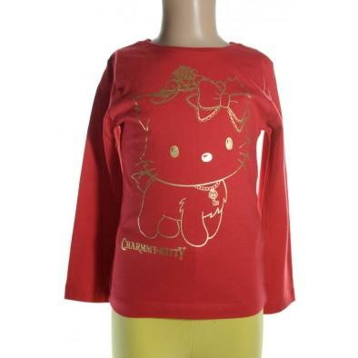 Detské tričko Charmmy Hello kitty, 2-E1018