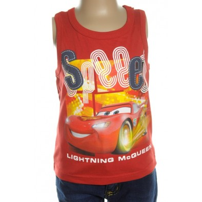 Detské tielko - Cars, 2-EN1192