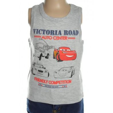 Detské tielko - Cars, 2-EN1322