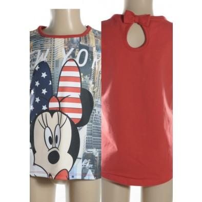Detské tričko - Minnie Mouse, 2-OE1364