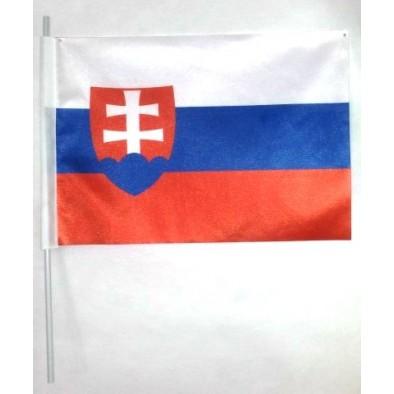 Vlajka Slovensko 30x44 cm