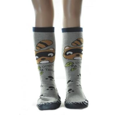 Ponožky s podrážkou