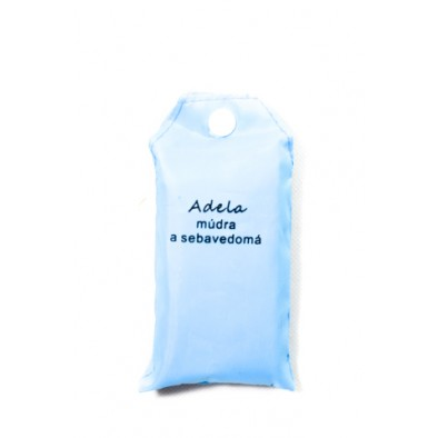 Nákupná taška s menom ADELA - múdra a sebavedomá