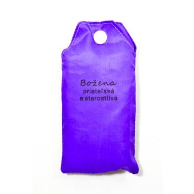 Nákupná taška s menom BOŽENA - priateľská a starostlivá, C-24-7711