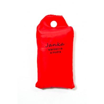 Nákupná taška s menom JANKA - starostlivá a múdra