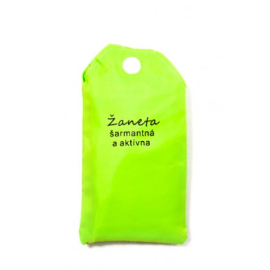 Nákupná taška s menom ŽANETA - šarmantná a aktívna, C-24-7794