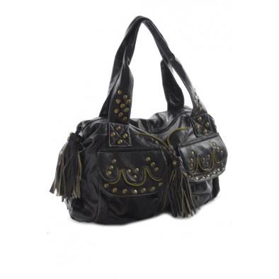 Dámska taška - vybíjané