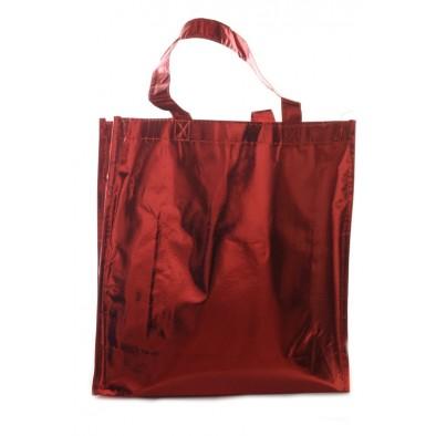 Textilná taška lesklá
