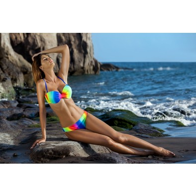 Dámske dvojdielne plavky - Latoya