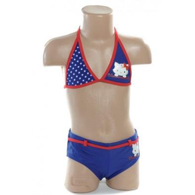 Plavky Charmmy Hello kitty - Amerika