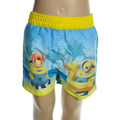 Detské plavky Minions - pláž