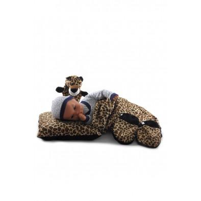 Štvordielny set Gepard