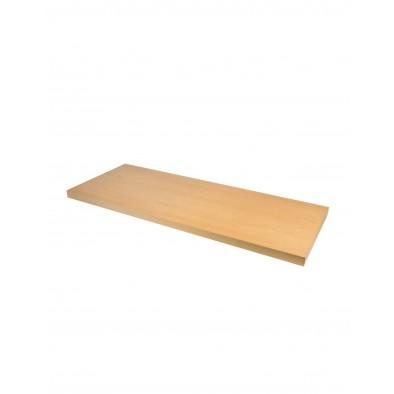 Polička - svetlé drevo