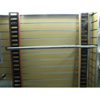 Rebríková tyč chróm - 90cm