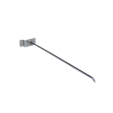 Drážkový systém - hák - 30 cm
