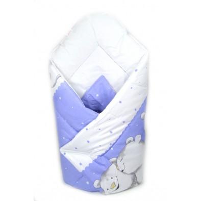 Perinka rožok - 3 polárne medvedíky