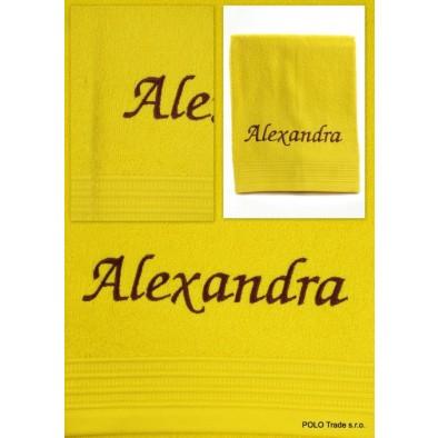 Uterák ALEXANDRA