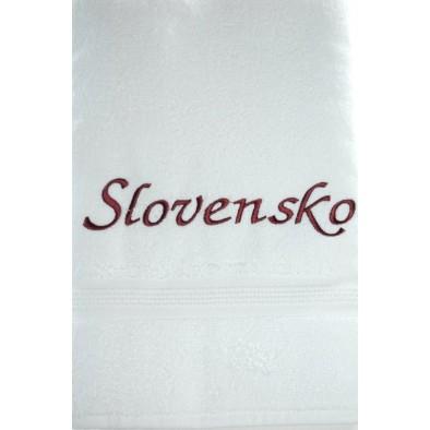 Osuška Slovensko - biela svk slovakia