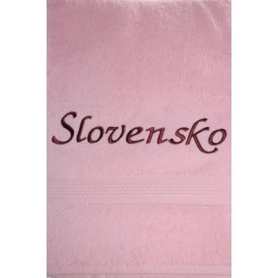 Osuška Slovensko - ružová svk slovakia