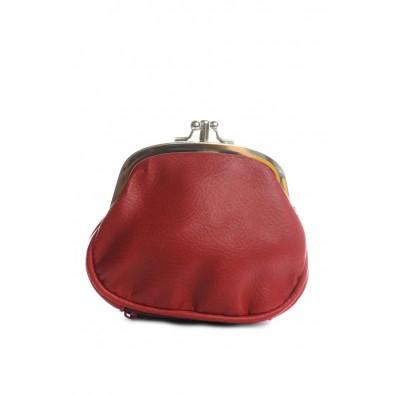 Dámska peňaženka - dvojpriehradková, zips