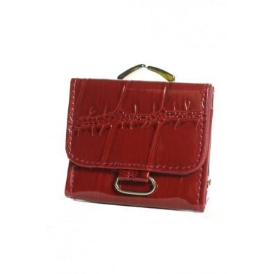 Dámska lesklá peňaženka - malá