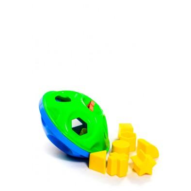 Vkladačka v tvare disku pre deti 20 cm
