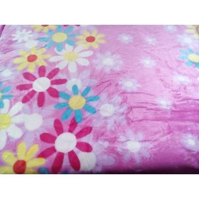 Deka farebné kvety 200x230