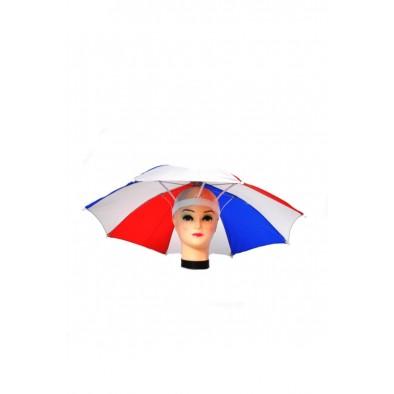 FAN Dáždnik na hlavu s píšťalkou svk slovakia