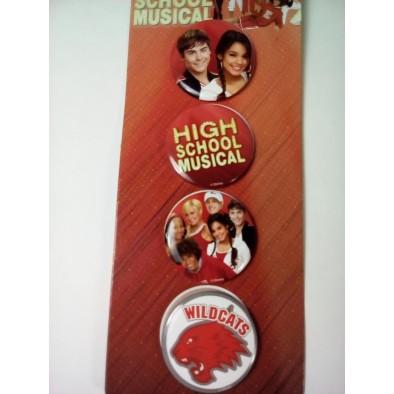 Odznaky h.school-okruhle, 4-0014, C-4-0014