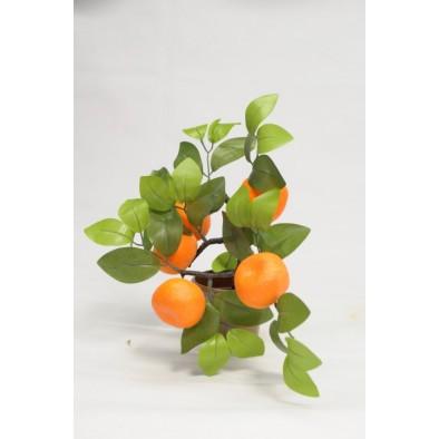 Umelý stromček - mandarínka 35cm