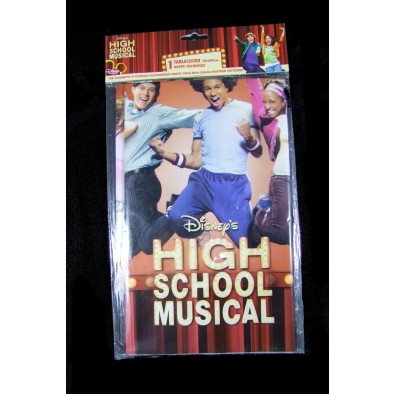 PVC obrus - High school musical 120*180 CM