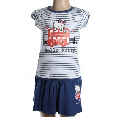 Detský komplet - Hello Kitty suknička