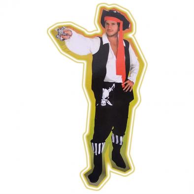 Pánsky kostým - pirát