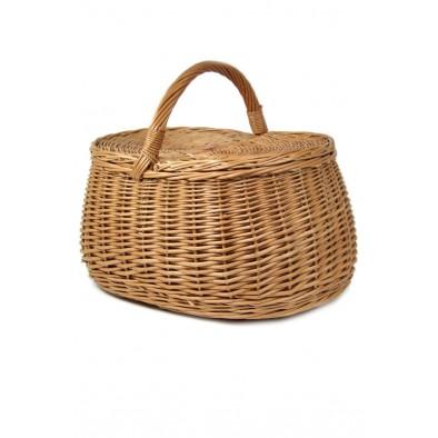 Košík piknik veľký 45*40